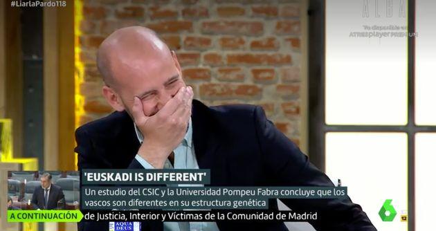 Gonzalo Miró en 'Liarla Pardo'