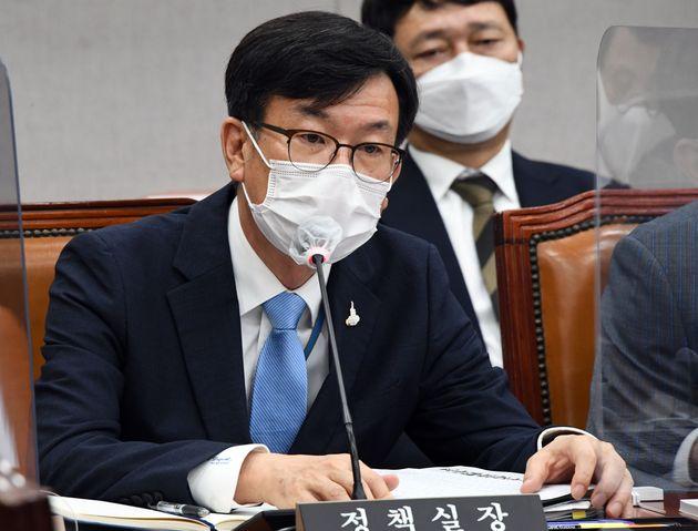 김상조 청와대