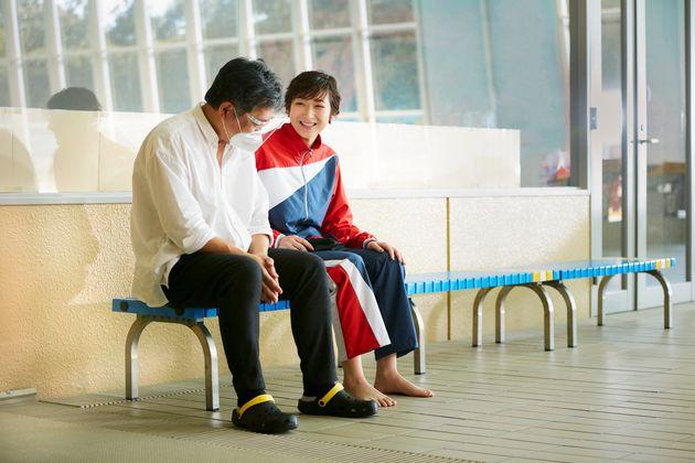 是枝裕和さん、池江璃花子選手