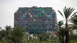 The Giant Container Ship Stuck In The Suez Canal Is Finally