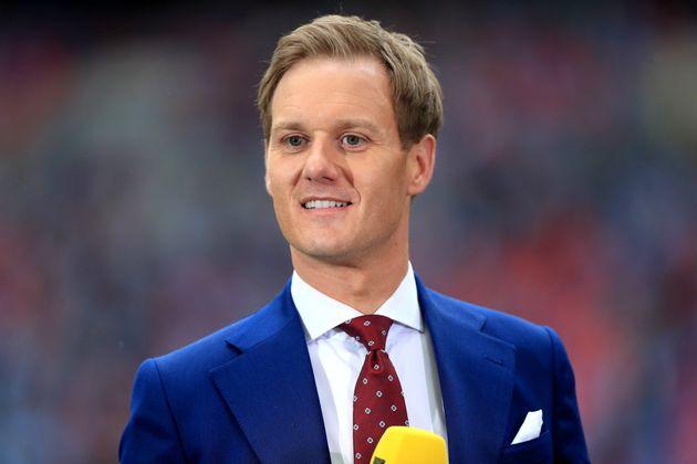 BBC presenter Dan