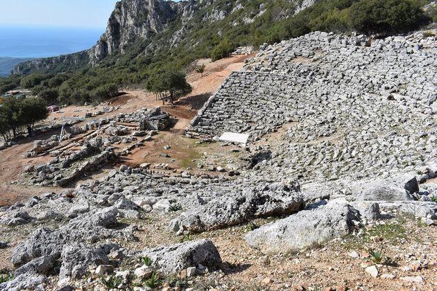 Αρχαία Θέατρο Κασσώπης