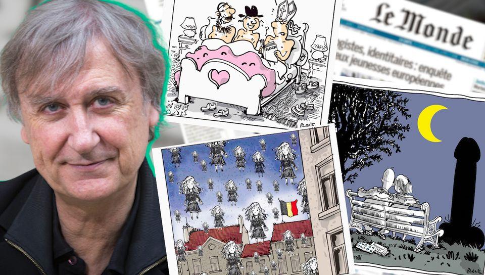 Le dessinateur tire sa révérence ce mercredi 31 mars, près de 50 ans après son premier dessin dans les...