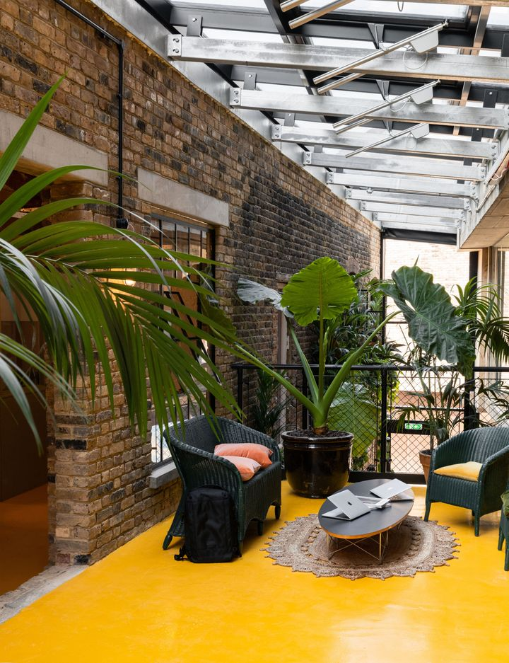 The Fisheries Co-Working Space in London Fields