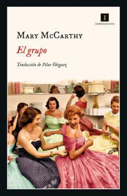 El libro 'El grupo', de Mary McCarthy.