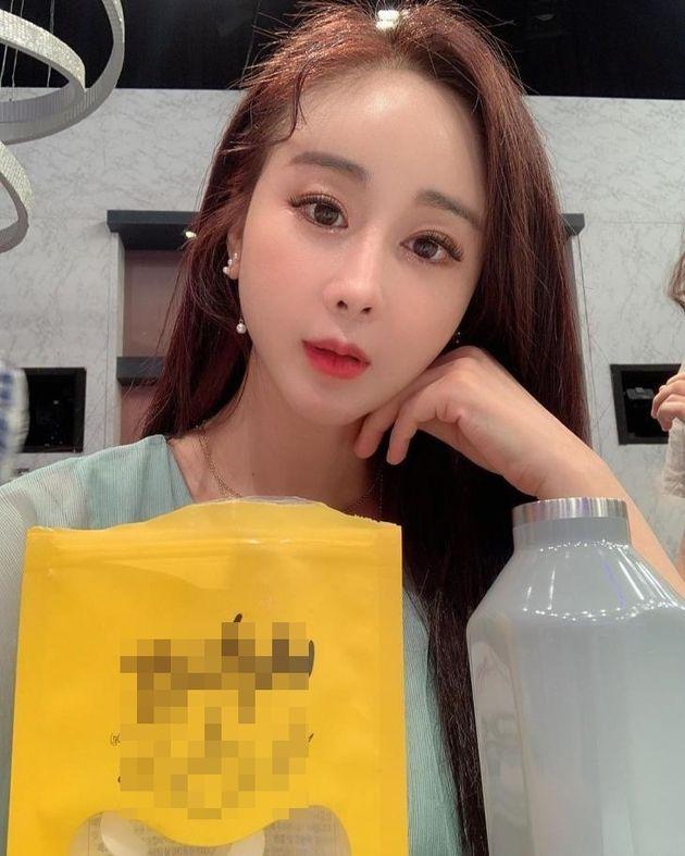 함소원이 TV조선 '아내의 맛'에서