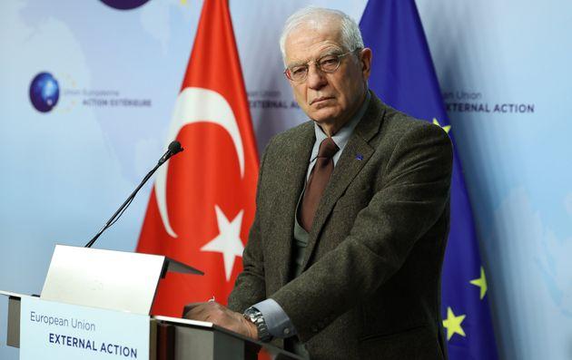 Βελτίωση στην Ανατολική Μεσόγειο, ανησυχητικές αποφάσεις στο εσωτερικό της Τουρκίας, λέει ο