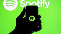 Spotify lance des playlists personnalisées mêlant musique et
