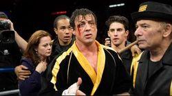 Rocky Balboa remonte sur le ring dans une série écrite par Sylvester