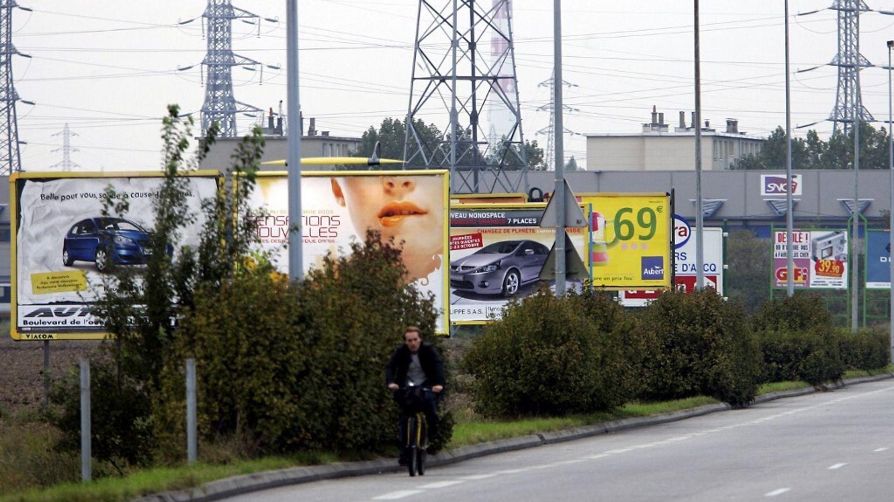 Montpellier va supprimer un quart des panneaux publicitaires de la métropole