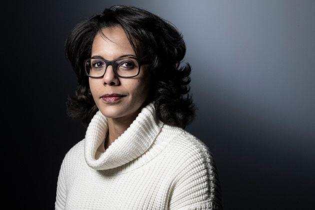 Audrey Pulvar, adjointe à la mairie de Paris, chargée de l'alimentation durable, de l'agriculture...