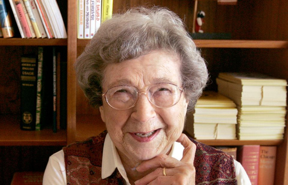 Beverly Cleary, the celebrated children's author whose memories of her Oregon childhood were shared with millions throu