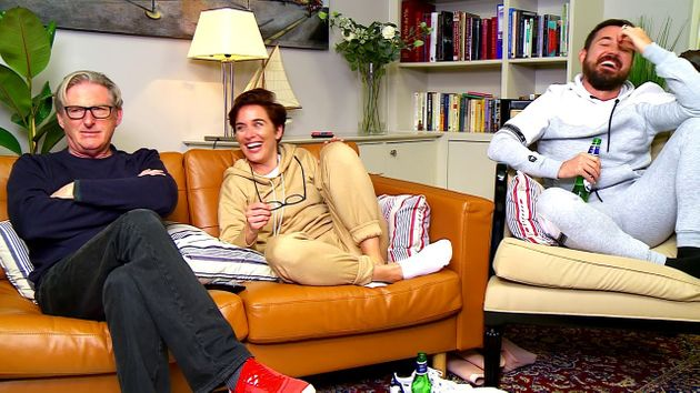 The Line Of Duty cast even filmed an appearance on Gogglebox while away filming the most recent