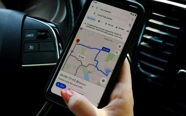 To Google Maps θα κατευθύνει τους οδηγούς σε «φιλικές προς το περιβάλλον»