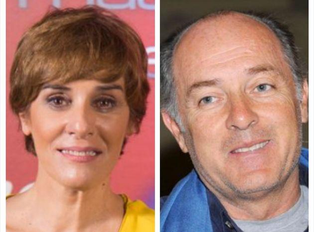 Anabel Alonso y José Manuel