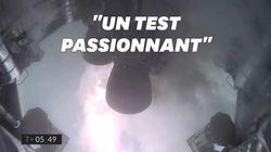 Explosion du Starship de SpaceX après un nouvel