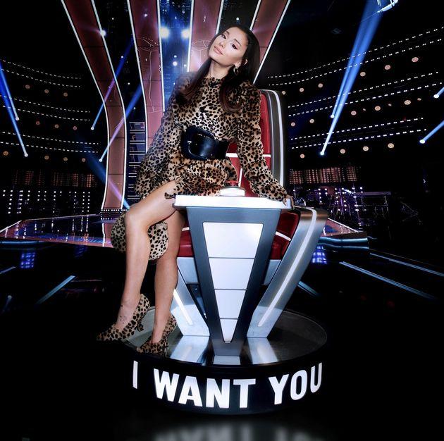 La pop star de 27 ans sera juge dans l'émission de chant