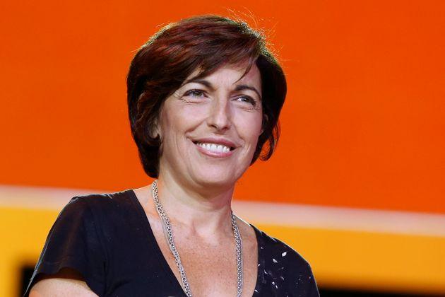 La journaliste Ruth Elkrief le 2 septembre