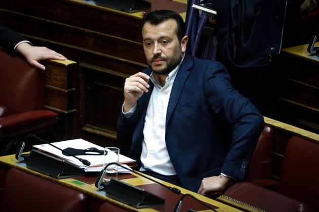 Βουλή: «Ναι» στη σύσταση προανακριτικής κατά Νίκου Παππά για τις τηλεοπτικές