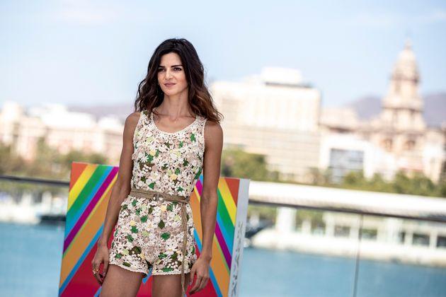 La actriz Clara Lago en el Festival de cine de Málaga en agosto de