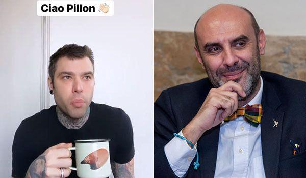 Fedez a Pillon: