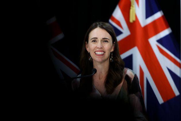Il primo ministro neozelandese Jacinda