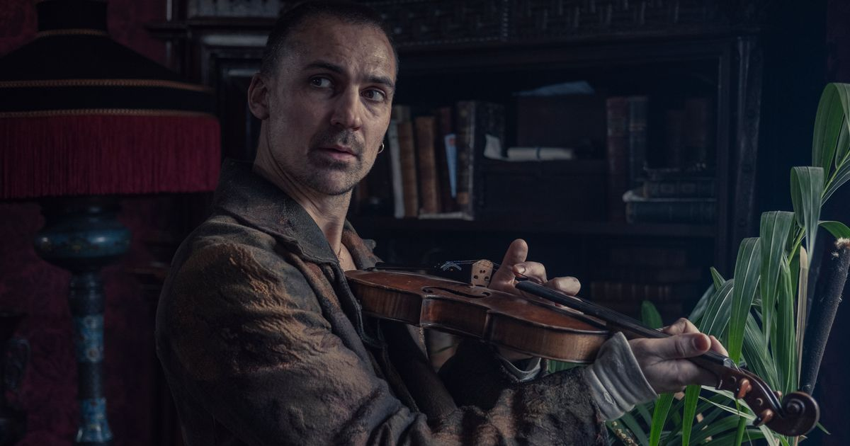'It Has A Bit More Potency': How Henry Lloyd-Hughes Transformed Into A Drug-Addled Sherlock Holmes