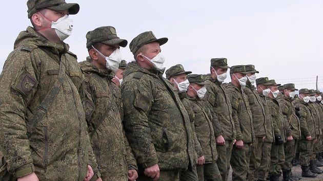 Medici e virologi russi a
