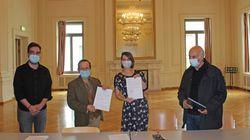 Υπογράφηκε η συλλογική σύμβαση μεταξύ Εθνικού Θεάτρου και
