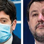 Salvini e Speranza, pari e patta sulle riaperture (di G.