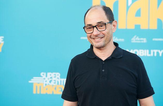 Jordi Sánchez, en un estreno el 16 de julio de 2020 en