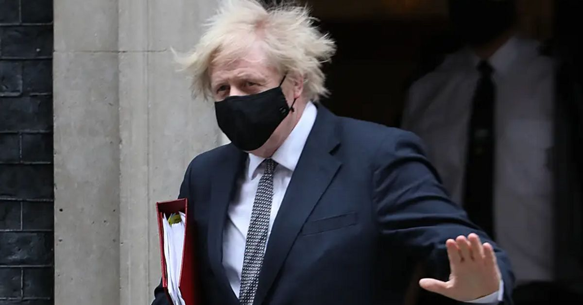 Boris Johnson Announces Plan To Find Covid-19 Tablets You Can Take At Home
