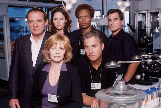 CSI originally aired between 2000 and