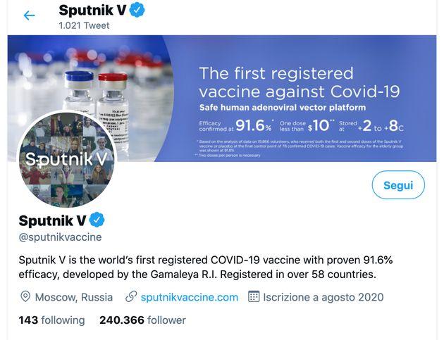 Come la Russia usa la rete per la propaganda su Sputnik