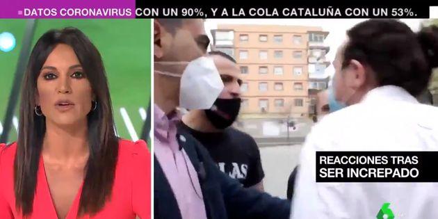 Cristina Saavedra en 'laSexta