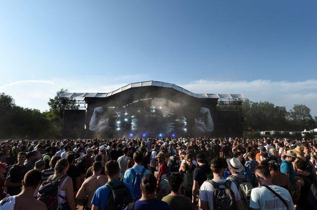Un concert de Mass Hysteria aux Eurockéennes de Belfort, le 6 juillet