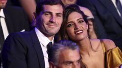 Este comentario de Iker Casillas a Sara Carbonero en Instagram está dando mucho que