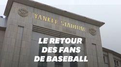New York rouvre son premier stade depuis le début du