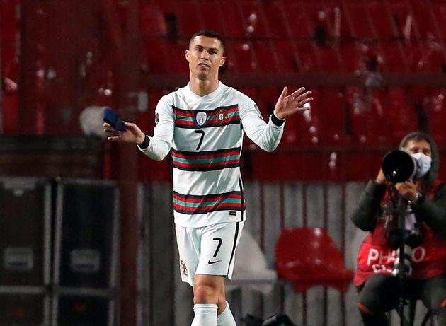 LE 27 mars 2021, Cristiano Ronaldo avait jeté son brassard de capitaine par dépit, après un but