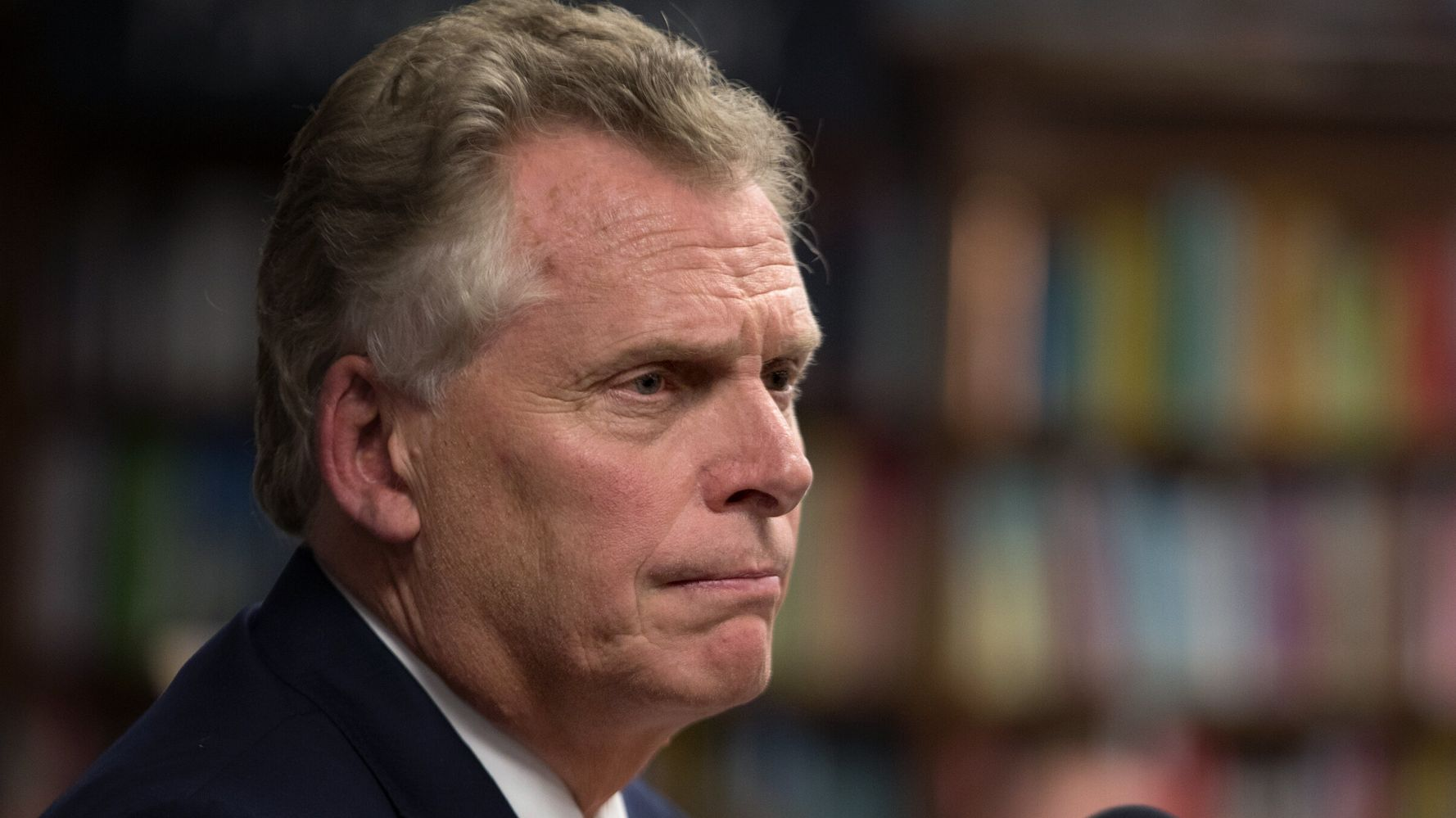 Terry McAuliffe's Record On Race Gets A Second Look In Virginia Governor's Race