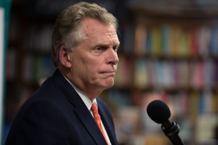 Former Virginia Gov. Terry McAuliffe made some decisions that disappointed Black activists and civil libertarians. The Democr