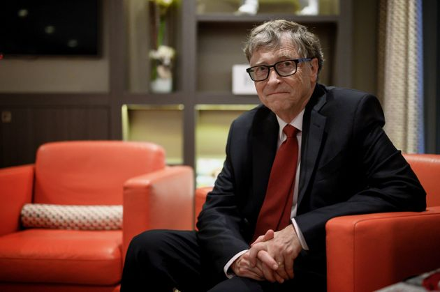 Bill Gates, en octubre de