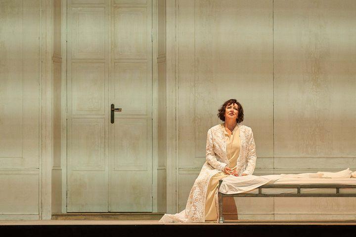 Krassimira Stoyanova en Otello de Verdi en el Liceu.