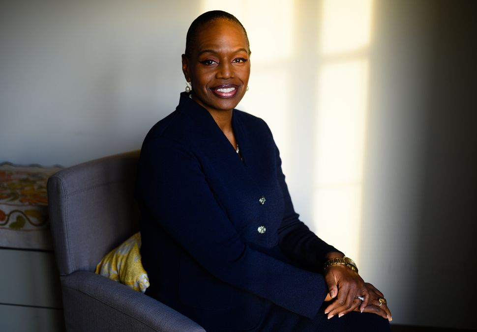 Nicole Austin-Hillery, Human Rights Watch's first executive director for the United States, was among those who worked with L
