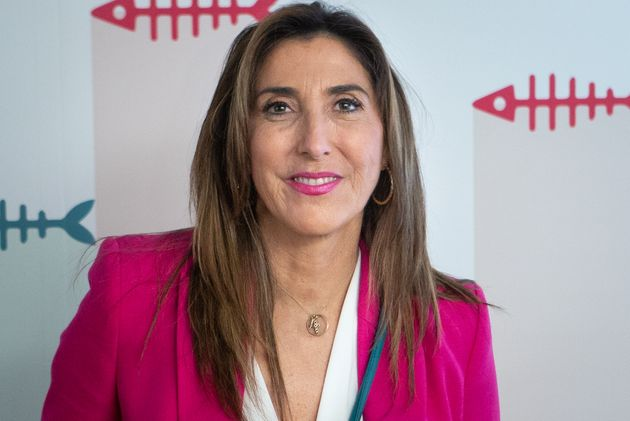 Paz Padilla, en su tienda de Zahara de los Atunes