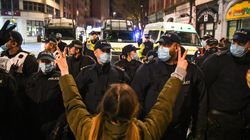 Dispersal Order Issued In Bristol Amid 'Kill The Bill' Protests Across