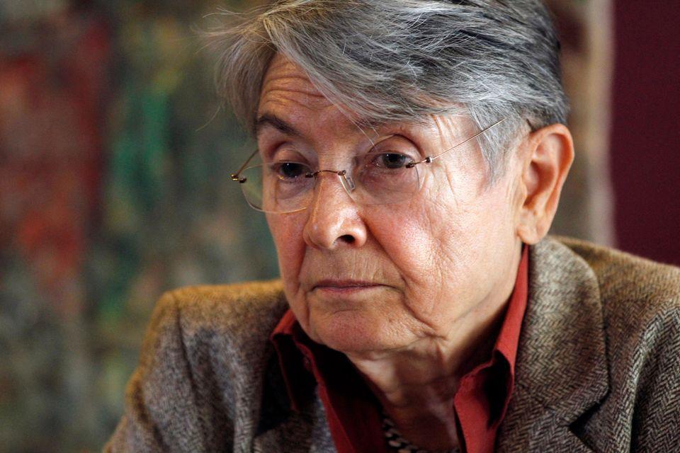 Christine Delphy présentait son livre
