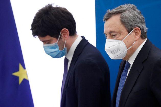 Riaperture, anche il governo Draghi deve darsi delle