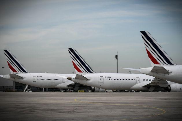 Un accord a été trouvé entre l'UE et la France pour apporter une nouvelle aide financière à Air France...