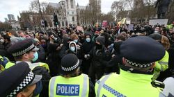 More Than 100 People Arrested At London 'Kill The Bill'